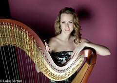Andrea Blanchfield - Professional Harpist - Ceremony Musician - Raleigh, North Carolina, USA