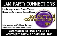 Jam Party Conncetions - DJs - 4817 Starker Ave, Madison, WI, 53533