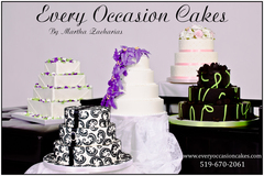 Every Occasion Cakes - Cakes/Candies Vendor - 17 King Street, Unit 3, Aylmer, Ontario, N5H 1Z9, CANADA