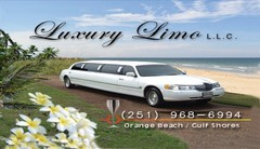 Luxury Limo llc - Limos/Shuttles - Gulf Shores, Orange Beach, Ala, 36561
