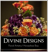 Divine Designs - Florists, Coordinators/Planners - 7503 FM 2147 , STE 4, Horseshoe Bay, TX, 78657, USA