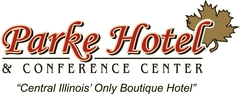 Parke Hotel & Conference Center - Hotels/Accommodations, Reception Sites, Ceremony & Reception - 1413 Leslie Drive, Bloomington, IL, 61704, USA