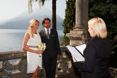 The Lake Como Celebrant - Officiants, Ceremony & Reception - Lake Como, Italy