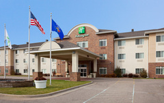 Holiday Inn Hotel and Conference center - Reception Sites, Hotels/Accommodations, Ceremony & Reception - 750 South Central Ave, Marshfield, Wisconsin, 54449, United States