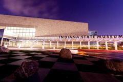 Indiana State Museum - Ceremony Sites, Reception Sites, Attractions/Entertainment, Ceremony & Reception - 650 West Washington Street, Indianapolis, IN , 46204, United States