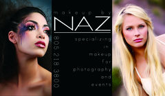 Makeup By Naz - Wedding Day Beauty Vendor - P.O. Box 2587, Ventura, ca, 93002, usa