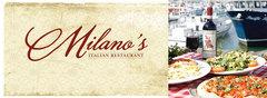 Milanos Italian Restaurant - Restaurants, Caterers, Caterers - 1559 Spinnaker Drive, #100, Ventura, CA, 93003, USA