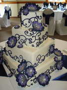ICED ART, Cakes By Design - Cakes/Candies, Caterers - 11111 Johnson Drive, Shawnee, KS, 66203, United States