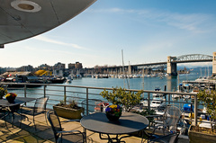 False Creek Yacht Club - Caterers, Reception Sites, Ceremony Sites, Ceremony & Reception - 1661 Granville Street, Vancouver, BC, V6Z 1N3, Canada