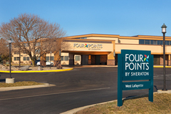 Four Points by Sheraton West Lafayette - Restaurants, Hotels/Accommodations - 1600 Cumberland Avenue, West Lafayette, Indiana, 47906, United States