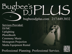 Bugbee's DJ Plus - DJs, Lighting - 1409 N Neil St, Champaign, IL, 61820, United States