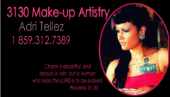 3130 Makeup Artistry- Adri Tellez - Wedding Day Beauty Vendor - Lexington, KY, 40509, USA