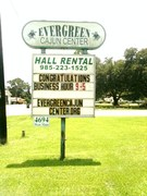 evergreen cajun center - Reception Sites, Rentals - 4694 west main street, Houma, LA, 70364, U.S.A.