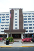 Crowne Plaza Wilmington North - Hotels/Accommodations, Reception Sites, Ceremony Sites, Ceremony & Reception - 630 Naamans Road, Claymont, Delaware, 19703, United States