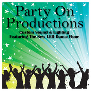 Party On Productions - DJs, Lighting - 1801 E. Fairfield Circle, Urbana, IL, 61802, USA