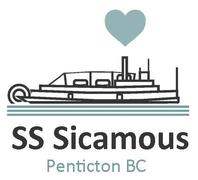 SS Sicamous Paddle Wheeler - Ceremony & Reception, Ceremony Sites, Reception Sites - 1099 Lakeshore Drive, Penticton, British Columbia, V2A 1B7, Canada
