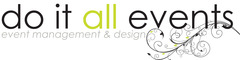 Do It All Events - Coordinators/Planners, Ceremony & Reception - Halifax, Nova Scotia