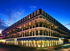 Four Points by Sheraton French Quarter - Hotels/Accommodations, Ceremony Sites - 541 Bourbon Street, New Orleans, LA, 70130, US