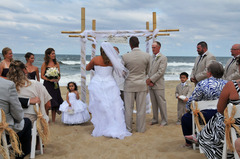 Ramada Plaza Nags Head Beach  - Ceremony & Reception, Hotels/Accommodations - 1701 S. Virginia Dare Trail, Kill Devil Hills, NC, 27948, United States