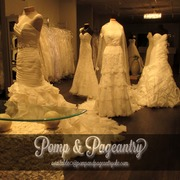 Pomp & Pageantry Bridal & Formal - Wedding Fashion Vendor - 7309 S. Western Avenue, Oklahoma City, Oklahoma, 73139, USA