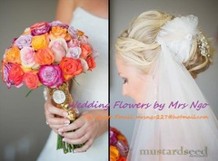 Flowers on a Budget - Florists, Ceremony & Reception - Perth, WA