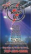Technical Sound Djs, Inc. - DJs, Lighting - C/ Agua Marina #29 , Vistas del Mar, Rio Grande , Puerto Rico, 00745