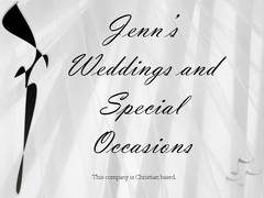 Jenns Weddings and Special Occasions - Coordinators/Planners, Cakes/Candies - Virginia Beach, VA - Virginia, US