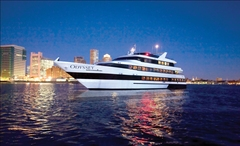 Odyssey Cruises - Cruises/On The Water, Ceremony & Reception, Rehearsal Lunch/Dinner - 200 Seaport Blvd, Suite 75, Boston, Massachusetts, 02210, United States