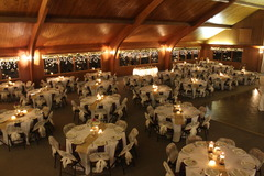 The Ballroom at Cardinal Hills - Reception Sites, Golf Courses - 3810 S Whitney Road, Selma, Indiana, 47383