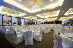 DoubleTree by Hilton Binghamton - Hotels/Accommodations, Reception Sites, Ceremony & Reception - 225 Water St, Binghamton, New York, 13901, United States