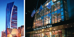 Westin New York at Times Square - Hotels/Accommodations, Bars/Nightife, Ceremony & Reception - 270 West 43rd Street at Eighth Avenue, New York, NY, 10036, United States