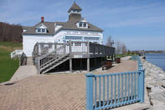 Elberta Life Saving Station - Ceremony Sites, Reception Sites, Ceremony & Reception - Elberta, MI, 49628, United States