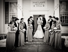 Hartland Music Hall - Ceremony Sites, Bridal Shower Sites - 3619 Avon St, Hartland, MI, 48353