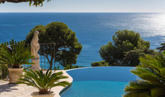 villa Panorama - Honeymoon, Ceremony & Reception, Ceremony Sites - PERFECT, eze, AM, 06360, France