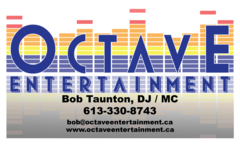 Octave Entertainment  - Bands/Live Entertainment, DJs - P.O.Box 3207 , Morrisburg, Ontario, K0C 1X0, Canada