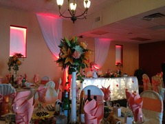 Crystal Party Center - Reception Sites, Caterers, Rehearsal Lunch/Dinner - 5745 Chevrolet Blvd, Parma, OH, 44130
