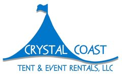 Crystal Coast Tent & Event Rentals - Rentals, Coordinators/Planners - 416 Cedar Point Boulevard, Cedar Point, NC, 28584, United States