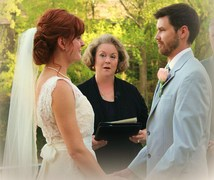 Wedding Officiant, Minister - Brenda M. Owen