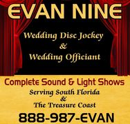 Evan Nine-Wedding DJ & Officiant - DJs, Officiants - South Florida, The Treasure Coast, Florida, 33416, USA