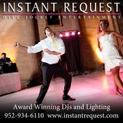 Instant Request DJ Entertainment - DJs, Lighting, Bands/Live Entertainment - 5001 American Blvd. Suite 995, Bloomington, MN, 55437, United States