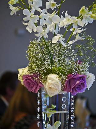 Flowers and Decor - Gayle and Danny's Wedding in Pointeclaire, QC, Canada