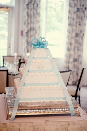 Edible Dreams Cakes and Desserts - Lindsay and Matthew's Wedding in Norwalk, CT, USA