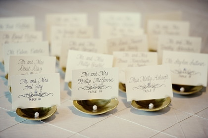 Michelle Dowling Calligraphy The Favors - Lindsay and Matthew's Wedding in Norwalk, CT, USA