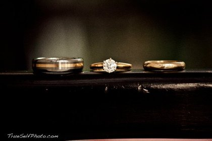Our beautiful rings.   Jewelry - Mobile Wedding In June in Mobile, AL, USA