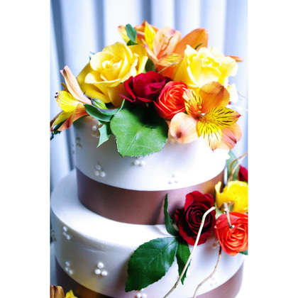 Wedding Cake Cakes and Desserts - Plum Wedding In November in Plum, PA, USA