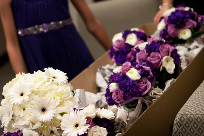 Flowers and Decor - Naperville Wedding In August in Naperville, IL, USA