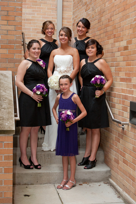 Wedding Party Attire - Naperville Wedding In August in Naperville, IL, USA