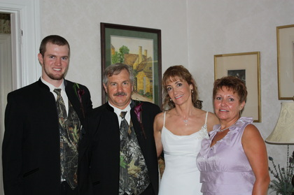 Wedding Party Attire - Brattleboro Wedding In August in Brattleboro, VT, USA