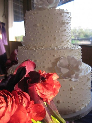 Cakes and Desserts - Ashlee  and Tony 's Wedding in Lakeway, Texas, USA