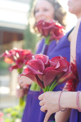 Large Red Callas! Gorgeous! Flowers and Decor - Ashlee  and Tony 's Wedding in Lakeway, Texas, USA